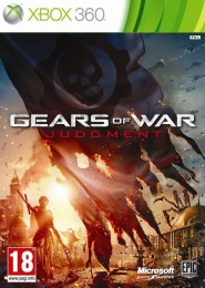 X360 Gears of War: Judgement