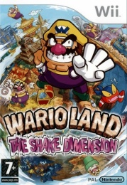 Wii Wario Land: The Shake Dimension