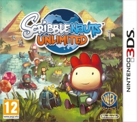 3DS Scribblenauts Unlimited