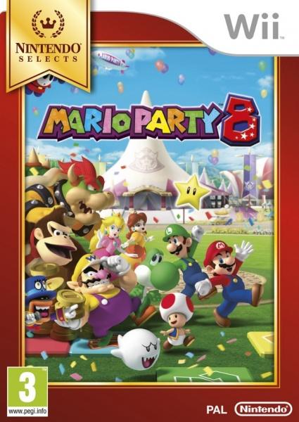 Mario Party 8 Nintendo Select