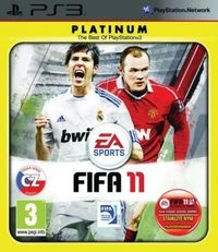 PS3 FIFA 11 Platinum