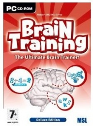 PC Brain training deluxe