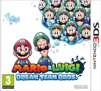 3DS Mario & Luigi: Dream Team Bros.