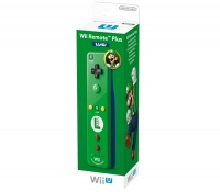 Wii U Remote Plus Luigi Edition