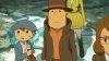3DS Professor Layton and the Azran Legacy