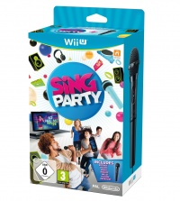 WiiU SiNG Party