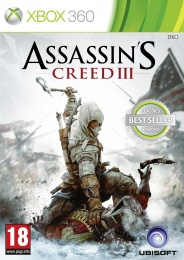 X360 Assassins Creed III. Classic CZ