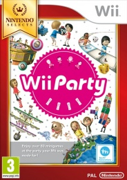 Wii Party Nintendo Select