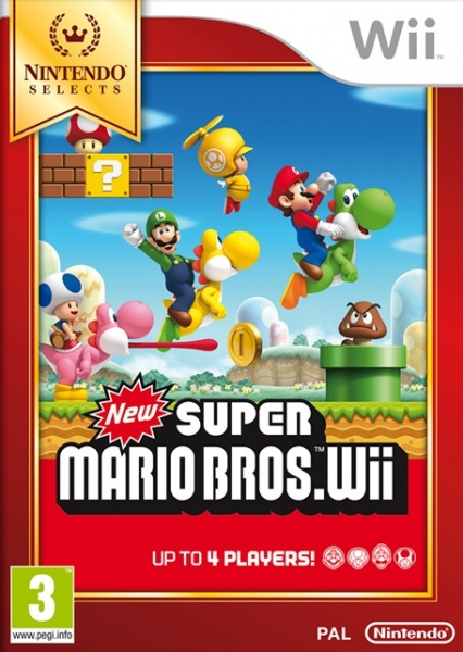 New Super Mario Bros. Nintendo Selects