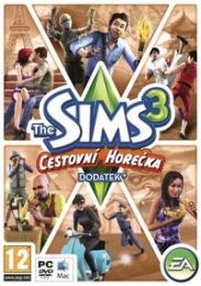 PC The Sims 3 Cestovní horečka