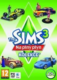 PC The Sims 3 Na plný plyn Kolekce