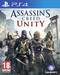 PS4 Assassin's Creed: Unity