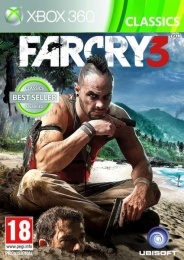 X360 Far Cry 3 Classic