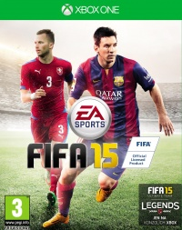 XONE FIFA 15