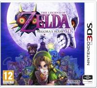 3DS The Legend of Zelda: Majora's Mask