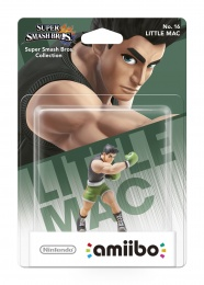 Amiibo Smash Little Mac 16