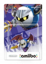 Amiibo Smash Meta Knight 29