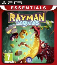 PS3 Rayman Legends Essentials