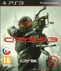 PS3 Crysis 3 Essentials