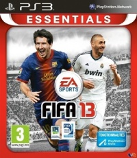 PS3 FIFA 13 Essentials