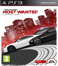 PS3 Need for Speed Most Wanted (2012) Essentials