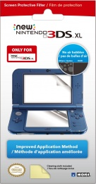 New 3DS XL Protective Screen Filter