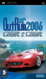 PSP Outrun 2006 Cost 2 Coast