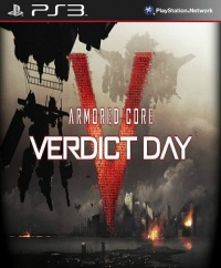 PS3 Armored Core: Verdict Day