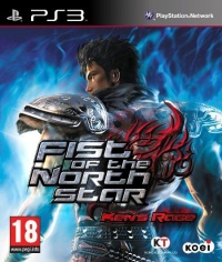 PS3 Fist of the North Star: Kens Rage