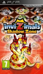 PSP Invizimals: Shadow Zone