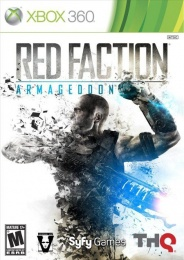 X360 Red Faction: Armageddon Commando and Recon Ed