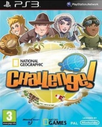 PS3 National Geographic Challenge