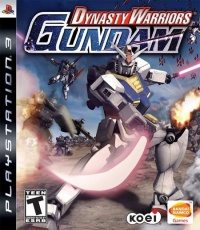 PS3 Dynasty Warriors Gundam