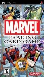PSP Marvel Trading Card Game