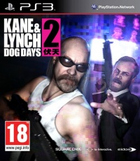 PS3 Kane and Lynch 2: Dog Days