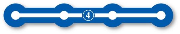 4 (6SC04) 4-kontaktní vodič