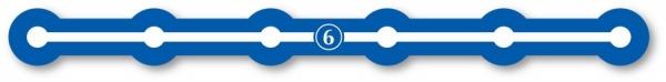 6 (6SC06) 6-kontaktní vodič