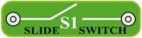 S1 (6SCS1) Posuvný vypínač