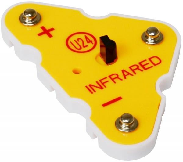 U24 (6SCU24) Infračervený přijímač