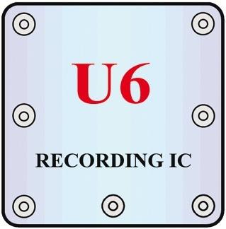 U6 (6SCU6) Paměťový integrovaný obvod