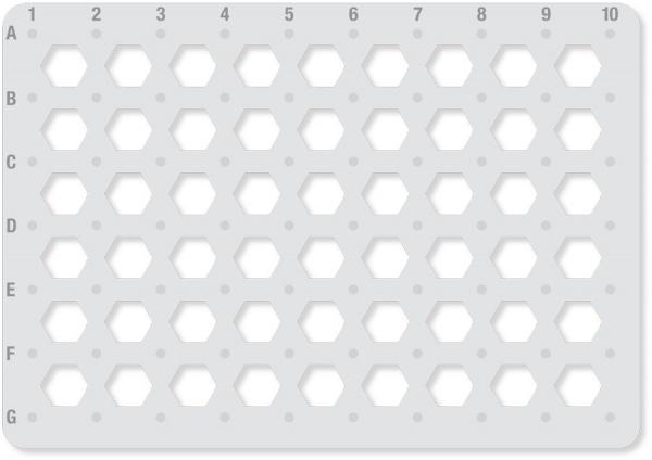 6SCBG Základní mřížka (28 x 19cm)
