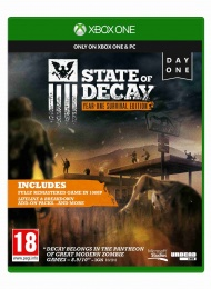 XONE State of Decay: Year-One