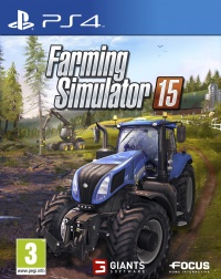 PS4 Farming Simulator 2015