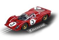 Auto Carrera D124 - 23814 Ferrari 330P4 Monza 1967