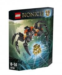 LEGO Bionicle 70790  Pán pavouků - lebkounů