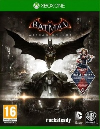 XONE Batman: Arkham Knight