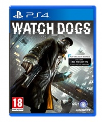 PS4 Watch_Dogs