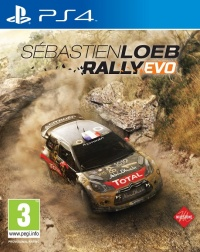 PS4 Sébastien Loeb Rally Evo