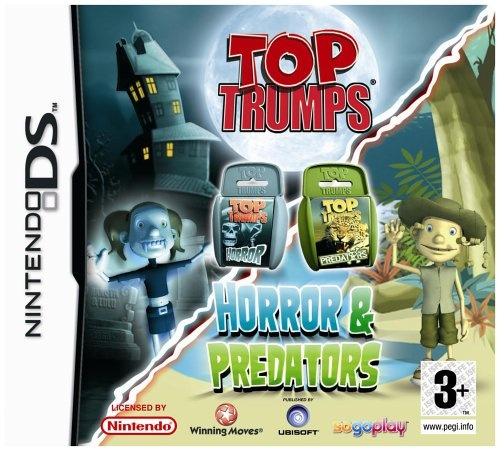 Top Trumps: Horror and Predators
