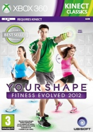 X360 Your Shape 2012 Classics 3